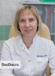 врач Фёдорова Елена Юрьевна
