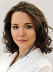 врач Левченко Юлия Егоровна