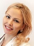 врач Харламова (Грабовская) Татьяна Владимировна