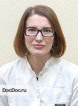 врач Орлова Юлия Викторовна
