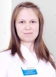 врач Капустина Анна Александровна