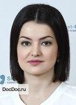 врач Дзагурова Элина Руслановна