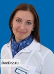 врач Голубева Ксения Алексеевна