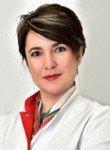 врач Лебедева Инна Сергеевна