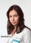 врач Абрамова Светлана Сергеевна