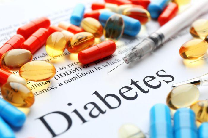 диабет лекарства шприц