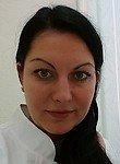 врач Маркова Ирина Николаевна