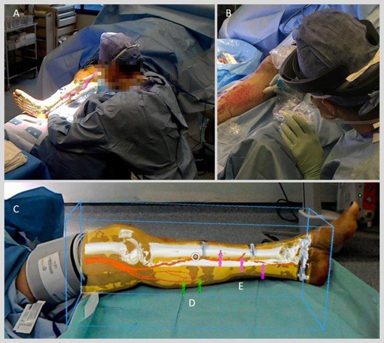 операция Виртуальная и дополненная реальности