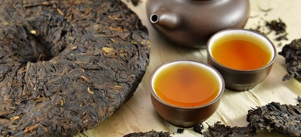 «Белый» и «темный» чай