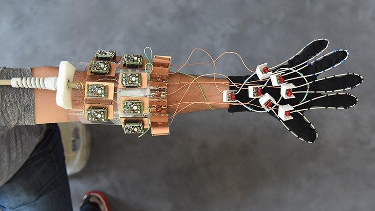 переносной МРТ-детектор