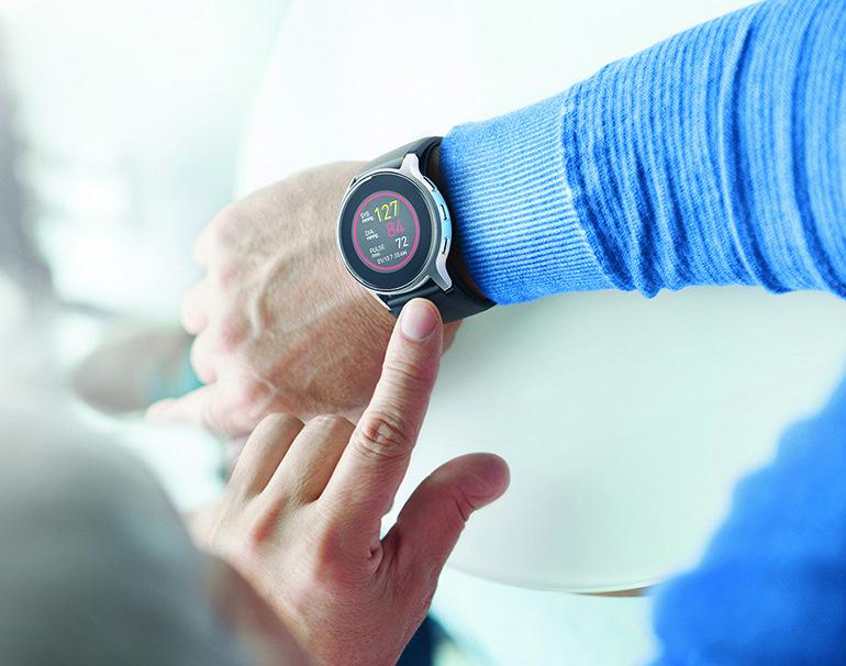 умные часы для измерение давления