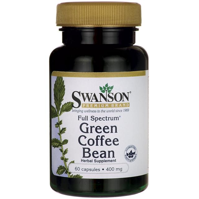 Экстракт зеленого кофе в зернах