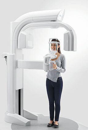 Панорамная рентгенограмма