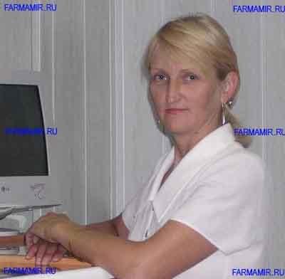 Маслихова Любовь Васильевна
