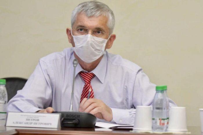 Депутат Госдумы Александр Петров