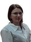 врач Швецова Марина Сергеевна