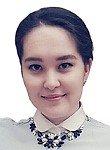 врач Нурманбетова Камиля Эльманбетовна