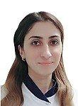 Салахбекова Лейла Сиражутдиновна