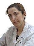 врач Дзвакерян Арпине Рафаэловна Врач функциональной диагностики, Терапевт, Кардиолог