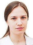Жемкова Анастасия Александровна Врач ЛФК, Спортивный врач, Остеопат, Мануальный терапевт