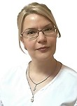Дмитриева Надежда Александровна Гирудотерапевт, Косметолог, Дерматолог