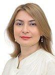 Харебова Жанна Леонидовна Терапевт