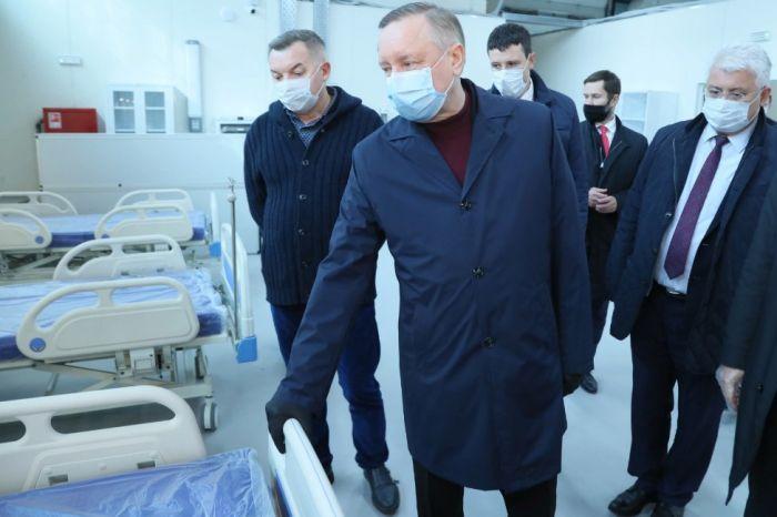 Госпитальный эпидемиолог раскритиковал практику развертывания «ковидных» коек за 48 часов