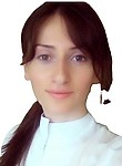 врач Кцоева Сюзанна Таймуразовна Эндокринолог