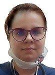 Белозерских Юлия Сергеевна Терапевт, Врач функциональной диагностики