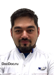 врач Тхазеплов Анзор Абисалович Стоматолог