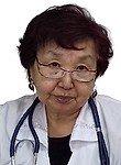 врач Очир-Гаряева Марема Манжеевна Кардиолог, Терапевт, Врач функциональной диагностики