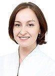 Сарибегова Виктория Александровна
