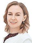 Волга Юлия Сергеевна Окулист (офтальмолог)